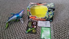 Boxed Transformers Beast Wars Cyber Shark