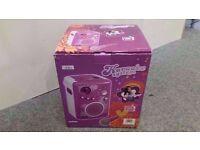 Goodmans Xxb4cdgxp Karaoke Machine - Boxed & Collection Only