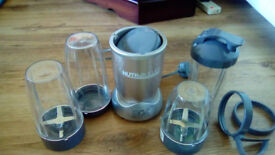 New and unused Nutribullet 900 Series Extractor Blender Champagne