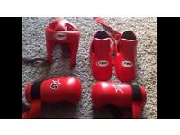 As New Sparring Kit