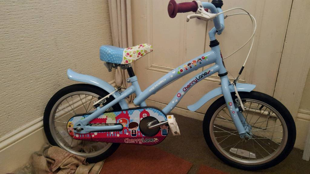 Girls Apollo cherry lane bike