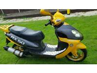 Strada rx 50cc. Runs but needs work. Please read notes. Can deliver