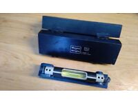 Engineers' Precision Spirit Level by Moore & Wright