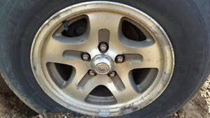 "Tires & wheels - Mazda B4000 5x114.3  15"""