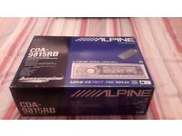 Alpine CDA 9815 Car Stereo System