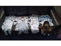 Boys Clothing bundle 0-6 months