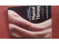 Physical Therapy book suitable for massage therapist
