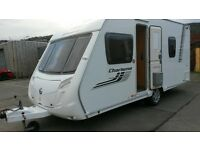 SWIFT CHARISMA 535 TC3 WITH MOTOR MOVER 2011