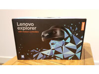 BRAND NEW and SEALED! Lenovo Explorer VR Headset with motion controllers