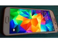 Samsung galaxy s5 open to any network mint condition