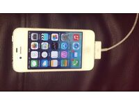 White iPhone 4 16 gig any network top condition swap