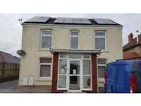 SWANSEA - UPPER KILLAY - SPACIOUS 2/3 BED 1st FLOOR FLAT IN DETACHED HOUSE