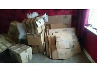 Moving Boxes and packing
