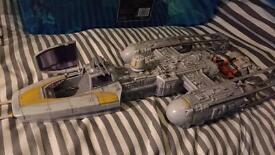 Star Wars 1999 Hasbro Y-wing