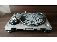 Gemini XL-500 II Direct Drive DJ Deck/Turntable (Technics alternative)