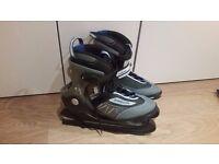 B-Square ice skates - size 9