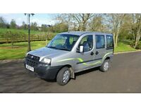 Fiat Doblo JTD SX Disability Vehicle
