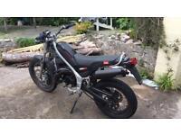 Rieju Tango 50cc motard 2014 (supermoto)