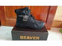 Safety Boots size 9, 10
