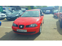 2004 Seat Ibiza 1.2 Petrol 3 door Manual - Cheap Insurance - Cheap Car