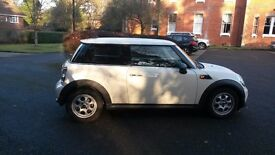 Mini-One Pepper Pack, 24000 miles, One lady owner no smoking no pet.