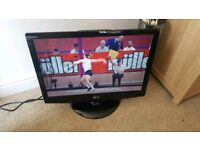 """LG LCD TV Monitor 22"""" with Freeview , 2x HDMI"""