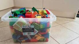 Bundle of Duplo. Various sets included