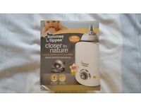 Tommee Tippee electric warmer
