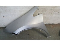 Honda Civic Type R Passenger Side Wing Silv er (FN2)