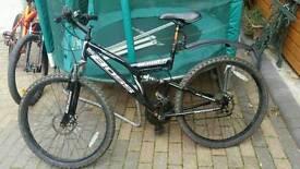 Boss Stealth Mountain Bike Bicycle