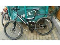 Boss Stealth Mountain Bike Bicycle