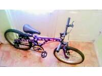 Girls street wise bike, (very tidy)