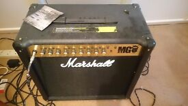 Marshall MG50FX Guitar Amp