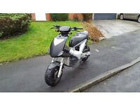 GILERA ICE 50 / 70CC MOPED 2003