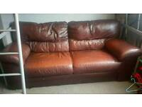 Free settee must be gone today