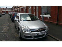 LOVELY LOW MILEAGE VAUXHALL ASTRA 1.6 SILVER AUTOMATIC
