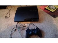 Ps3 with lost of games