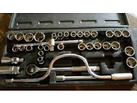 Kamasa tools socket set