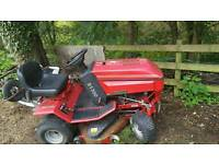 Westwood sit on lawn mower