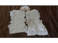 Neutral Baby Bundle 0-3 months