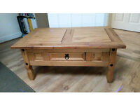 Coffee Table and TV Stand (Corona range) - in very good condition
