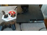 ps3 160gb slim with 9 games may swap for 3ds xl with games
