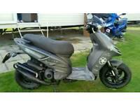 Piaggio Typhoon 2011 50cc