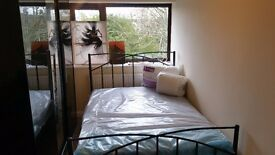 Two double room for rent all bills included. Close to city centre 5 min