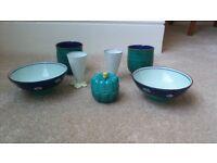 Japanese crockery set