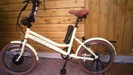 E-Vantage Ultra Light Electric Bike