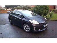 TOYOTA PRIUS 2014 NICE CLEAN CAR ONE OWNER FROM NEW FULL HISTORY CAMERA BLUTOOTH ALLOY WHEELS
