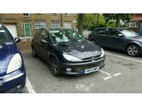 PEUGEOT 206 - 51 PLATE - MUST GO THIS BANK HOLIDAY