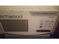 TECHWOOD 55 Full HD SMART LED TV