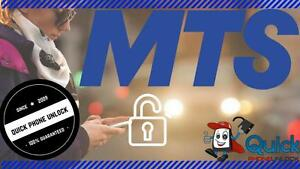 MTS - Cellphone Unlocking